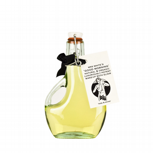 Mrs White's - Good Morning - Luxurious Organic Bath Elixir 200ml
